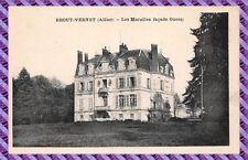 Carte Postale - BROUT-VERNET - Les Morelles