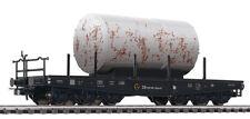 Liliput L 221229 H0 6-achs Schwerlasttransporter, beladen, DB, Ep. III gealtert