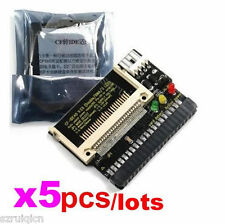 5pcs,Compact Flash CF to 3.5 IDE 40Pin Female adapter