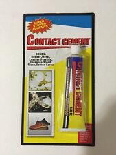 Contact Cement – Super Strong Large 1.05 oz Tube Adhesive Bonding Glue