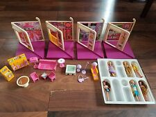 Vintage Kenner Glamour Gals Mattel Dazzle City Dolls Furniture Playset Lot! 1981