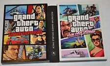Grand Theft Auto PS2 Playstation 2 Double Pack Liberty & Vice City Stories 2009