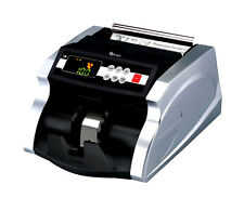 Deluxe Powerful Money Currency Counter Machine Easy-to-read Display UV/MG -New