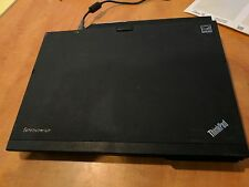 IBM Lenovo Thinkpad X220 Multitouch Tablet Core i5 4GB 320GB HDD Windows 7 IPS