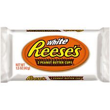 Reese's White Peanut Butter Cups 42g Hershey US Import