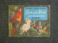 Cereal Cards (1958) Cereal Foods (NZ) Ltd. Birds Of The World And Their Eggs