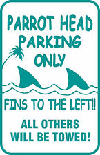 Custom Buffett Parrothead Bar Beer Beach Pool Key West Tropical Gift Sign #15