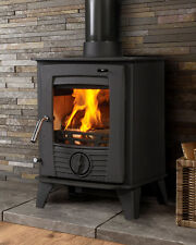 Henley Druid 5kW Defra Approved Multifuel Wood Burning Log Burner Stove