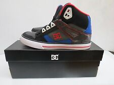 DC Shoes Spartan High WC SE Black Camo Skate Shoe Men's size 8 M (21863)