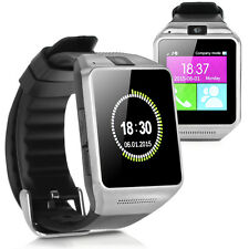 GV08 Bluthtooth Smart Watch Phone Spy Camera Touch Screen For Android IOS iPhone