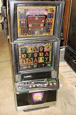 WITCHES  RICHES   IGT  AVP CASINO SLOT MACHINE  COINLESS   GREAT GAME
