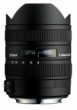 Sigma 8-16mm F4.5-5.6 DC HSM Lens for Pentax K Mount (UK Stock) BNIB