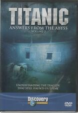 TITANIC - Titanic: Answers from the Abyss Volume 2 DVD