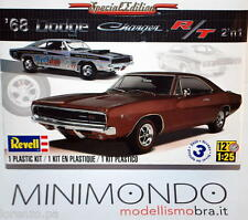 KIT 1968 DODGE CHARGER R/T 2 IN 1 1/25 REVELL MONOGRAM 4202 04202