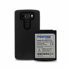 Perfine 9700mAh LG V10/BL-45B1F Extended Replacement Battery With TPU Protect...