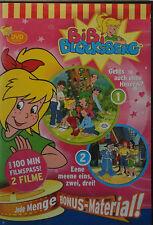 Bibi Blocksberg DVD Geht`s auch ohne Hexerei? +  Eene meene eins, zwei, drei!