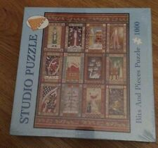Bits And Pieces 1000 Piece Puzzle Twelve Days Of Christmas (See Description)