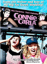 Connie and Carla (DVD, 2004) **BUY 2 MOVIES, SAME SHIPPING COST**
