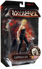 Battle Star Galactica Cylon SIX Preview Action Figure New / Sealed
