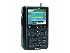 "SATlink 3.5"" DVB-S FTA Data WS-6906 Digital Satellite Signal Finder ID Lock On"