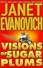 Visions of Sugar Plums: A Stephanie Plum Holiday Novel, Janet Evanovich, 1st Edi