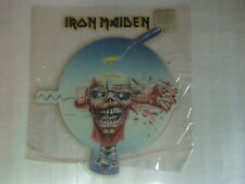 PICTURE VINYL / IRON MAIDEN CAN I PLAY MADNESS