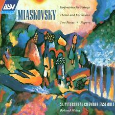 ██ NIKOLAI MIASKOVSKY (*1881) ║ Orchestral Works