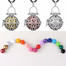 10pcs Wholesale Harmony Ball Sterling Silver Cage Pendant for 18mm Chime Bolas