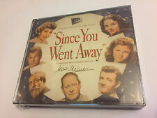 SINCE YOU WENT AWAY (Max Steiner) OOP BYU Ltd Score OST Soundtrack 2CD SEALED