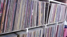 COUNTRY & WESTERN Bluegrass & More Record Collection Vintage 100 LPS excellent