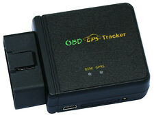 1 x New Spy OBD II GPS TRACKER Realtime Car Truck Vehicle Tracking GSM GPRS