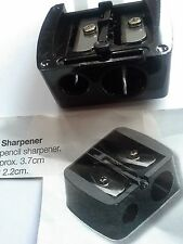 Avon Pencil Sharpener Brand New In Sealed Bag. Size approx 3.7cm x 3cm x 2.2cm