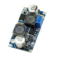 New 3-15V To 0.5-30V Auto DC-DC Solar Converter Regulator Boost Buck Module 25W