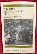 �� Poetry of the Romantic Period (Routledge History of English Poetry, Vol 4) PB