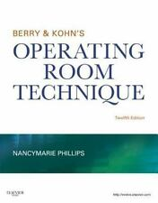 Berry & Kohn'S Operating Room Technique 12th Int'l Edition