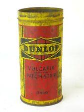 331934 Old Garage Advert Tin Tire tyre Repair Kit Motor car Cycle Dunlop Chalk