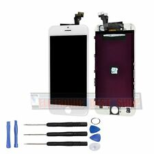 "For iPhone 6 4.7"" LCD Display Touch Screen Digitizer Lens Assembly White OEM UK"