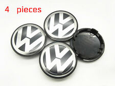 4x Genuine Wheel Center Cap Rim 3B7601171(65MM) FOR VW Golf Jetta Passat Touran
