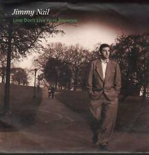 "Jimmy Nail(7"" Vinyl P/S)Love Don't Live Here Anymore-VS764-65-Ex/Ex"