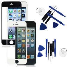 Weiß Display Touchscreen Glas Scheibe Digitizer Bildschirm für iPhone 5/5s/6
