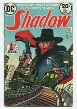 "The Shadow #1 - ""The Doom Puzzle!"" - 1973 (Grade 4.0) WH"