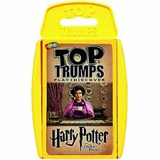 WM - Top Trumps - Harry Potter and the Order of the Pheonix Card Game