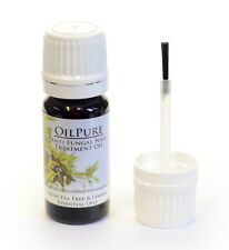 OilPure Natural anti fungal nail infection treatment. Finger & toe antifungal