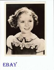 Shirley Temple cute VINTAGE Photo