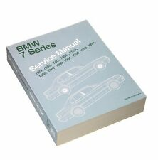 New Bentley Manual 7 Series BMW 735i E32 735iL 740i E38 740iL 750iL 94 93 1994