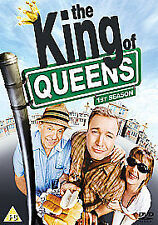 The King Of Queens 1st Season 1  - Dvd  Boxset - New - Sealed christmas region 2
