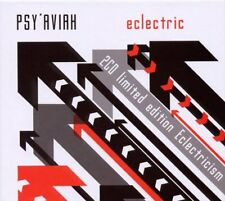 PSY'AVIAH Eclectric/Eclectricism LIMITED 2CD BOX 2010