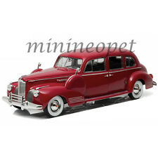 GREENLIGHT 12971 1941 PACKARD SUPER EIGHT ONE-EIGHTY 1/18 DIECAST LAGUNA MAROON