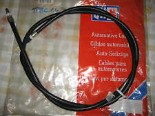 NEW HANDBRAKE CABLE - BC2476 - FITS: MERCEDES BENZ W124 COUPE & CABRIOLET & E36