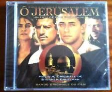 BOF - O JERUSALEM D'ELIE CHOURAQUI (CD neuf et Emballé)
